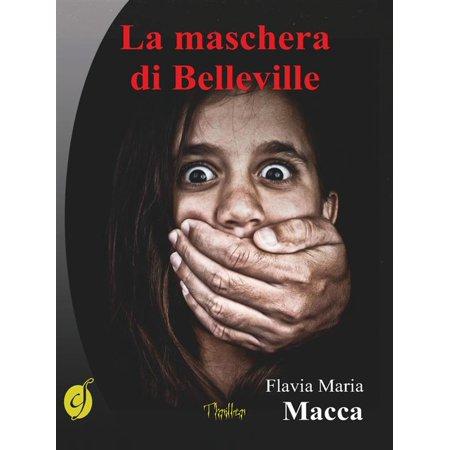 La maschera di Belleville - eBook](Maschera Di Halloween)