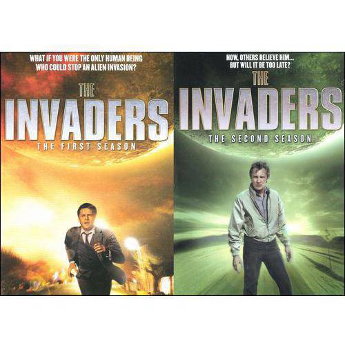 The Invaders: The Complete Series Pack (Full Frame)