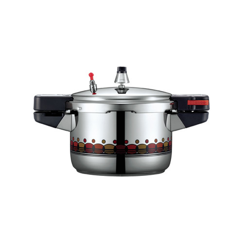 PN Poong Nyun Vienna 8-Cup Stainless Steel Pressure Cooker