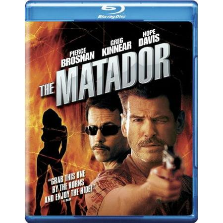 The Matador  Blu Ray