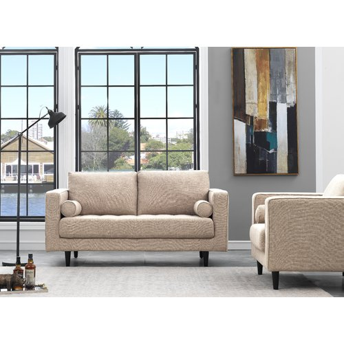 Corrigan Studio Harworth Loveseat
