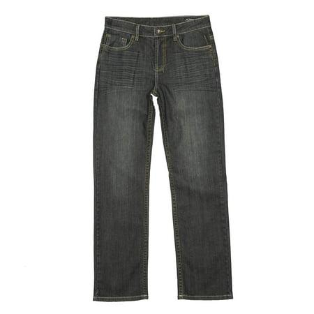BUFFALO David Bitton Boys' Driven Straight Leg Jeans (8-20)