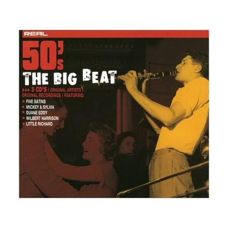 REAL 50'S: THE BIG BEAT [BOX]