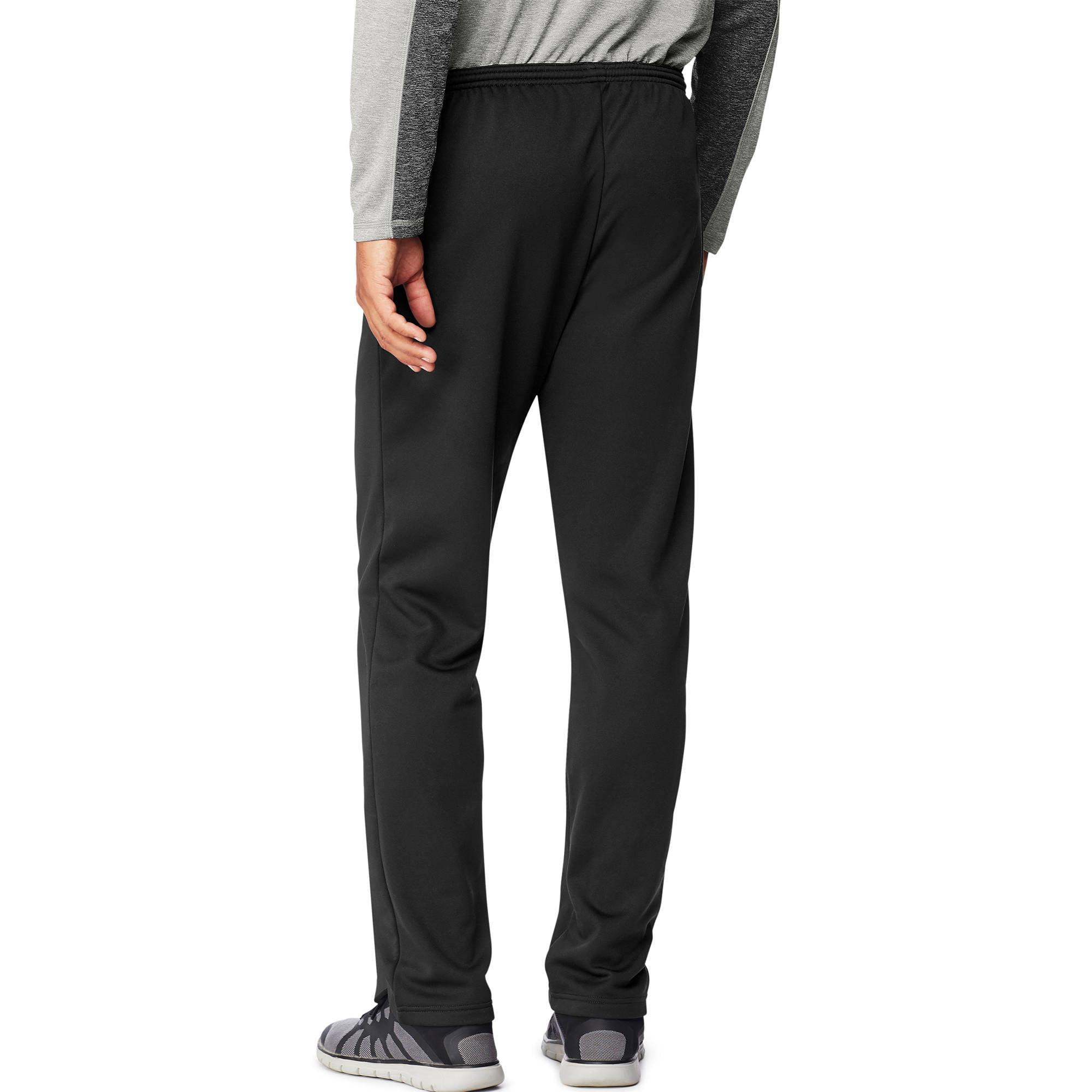 Hanes Sport Big Men's Performance Sweatpants with Pockets