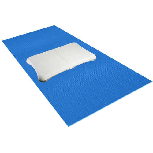 Mad Catz Wii Fit Exercise Mat, Blue (Wii)