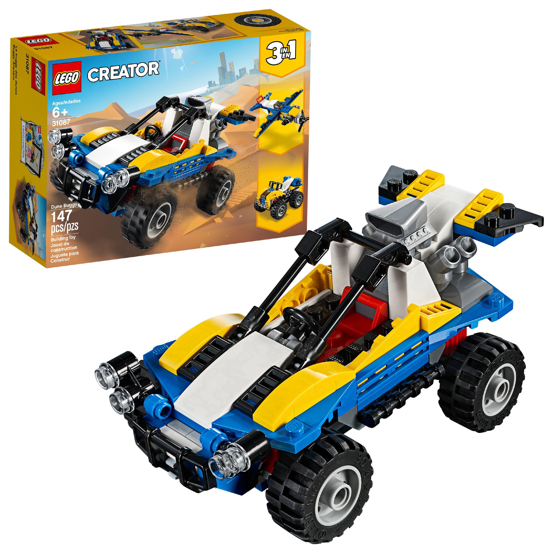 LEGO Creator 3in1 Dune Buggy 31087 Building Set (147 Pieces)