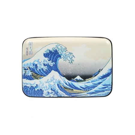 Women's Fine Art Identity Protection RFID Wallet