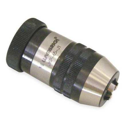 Llambrich JKP-130 J-33 Drill Chuck, Keyless, Steel, 0.512...