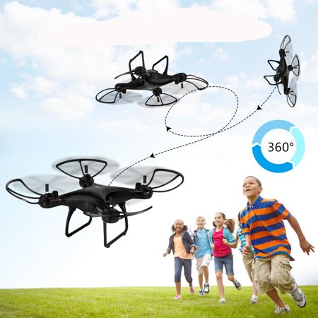 ALLCACA S28W RC Drone 2.4Ghz 6-Axis Gyro 4CH Remote Control Quadcopter with Altitude Hold, 3D Flips, Headless Mode, One Key Return for Kids & Beginners (without