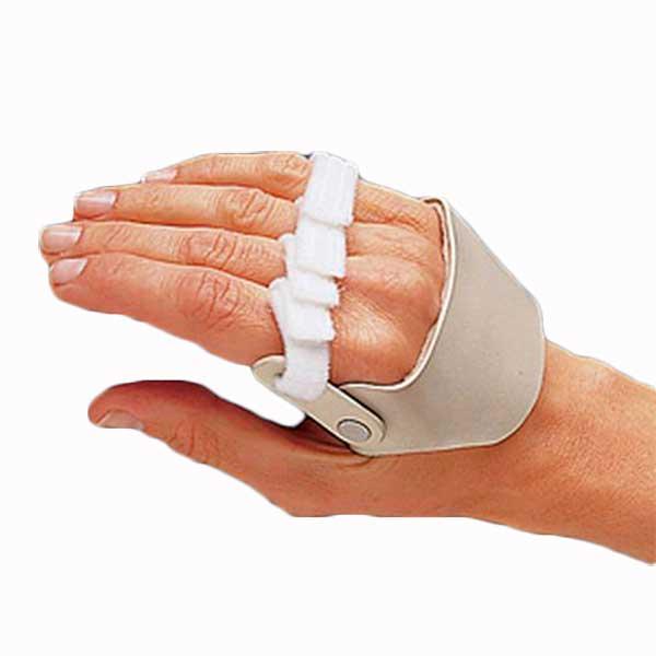 3pp Ulnar Deviation Finger Splint-Radial-Left Small
