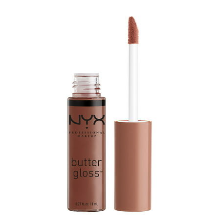 NYX Professional Makeup Butter Gloss, Ginger Snap