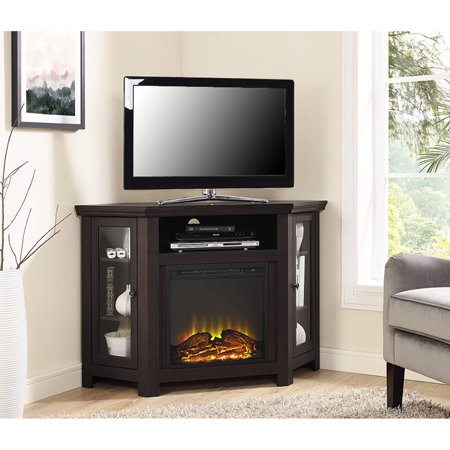 tv electric decorators in b stands home barn stand heating with fireplaces depot ivory sliding cooling door the venting fireplace compressed collection n