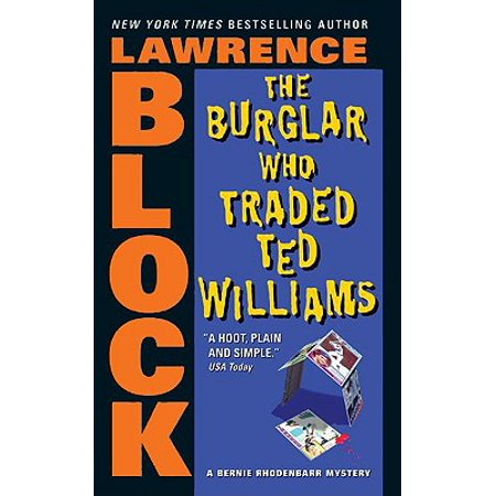 The Burglar Who Traded Ted Williams - eBook ()