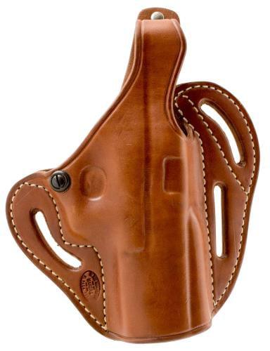 "El Paso Saddlery DDG17RR Dual Duty Glock 17 22 4.49"" Barrel Leather Russet by"