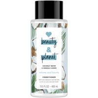 Love Beauty And Planet Volumizing Conditioner Coconut Water & Mimosa Flower 13.5 oz