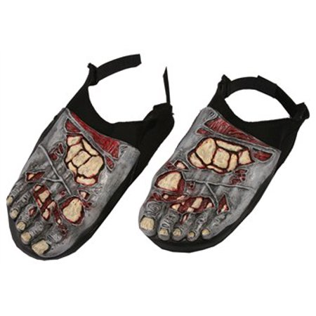 Halloween 1 Cover (Zombie Foot Covers Adult Halloween)