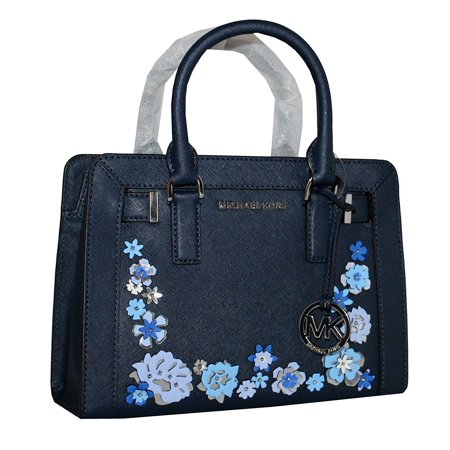 Zip Top Bag Purse (MICHAEL Michael Kors Women's Dillon TOP ZIP SMALL Leather Satchel Handbag)