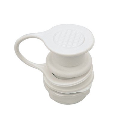 Igloo Replacement Triple Snap Drain Plug, Quart