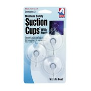 Adams Suction Cup With Metal Hook