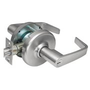 CORBIN CL3555 NZD 626 Heavy Duty Lever Lockset,Right Angle