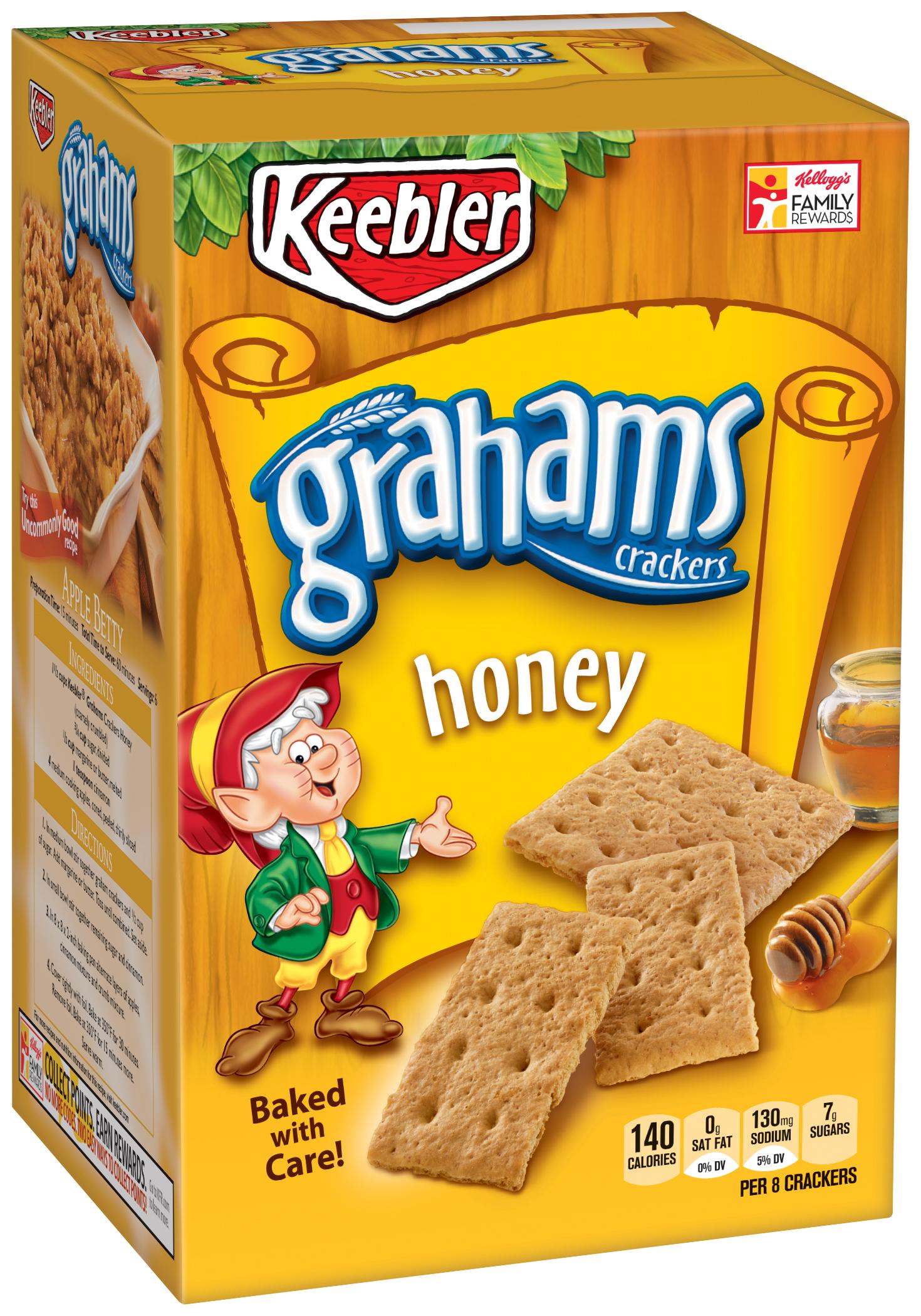 Image Gallery keebler graham crackers