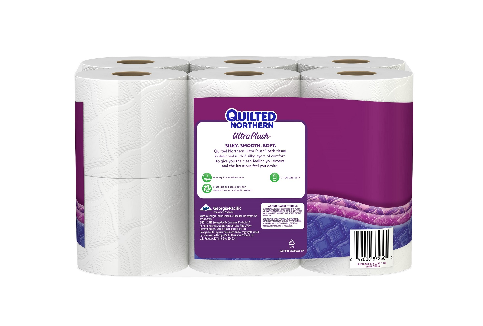 inflow plush res global quilted p cancel bath content tissue ultra inflowcomponent quilt rolls double northern s ct