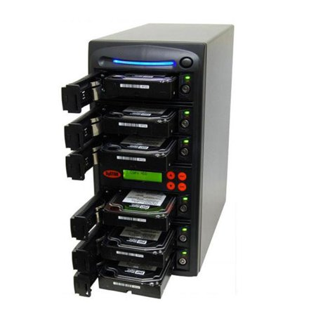 Produplicator SYS305EL Systor 1-5 SATA Hard Disk Drive & Solid State Drive Duplicator & Sanitizer ()