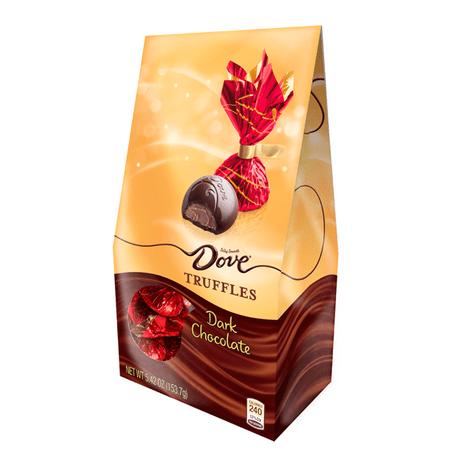 Dove Dark Chocolate Bunny Nutrition