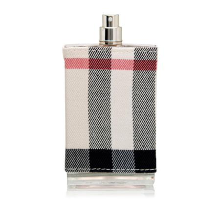 BURBERRY LONDON fabric 3.3 oz EDP eau de parfum Women's Spray Perfume NEW 3.4