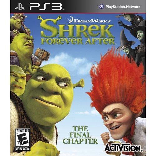 Shrek Forever After (PS3) - Pre-Owned