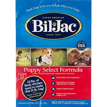 319003 Puppy Dry Food, 15-Pound, 10 Pounds Of Fresh Chick...