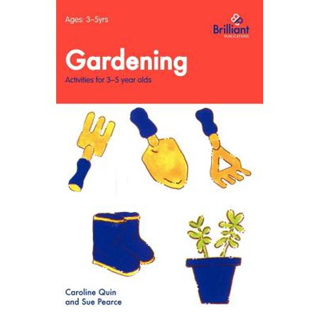 Gardening (Activities for 35 Year Olds) - eBook ()