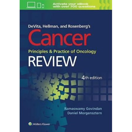 Devita  Hellman  And Rosenbergs Cancer  Principles   Practice Of Oncology Review