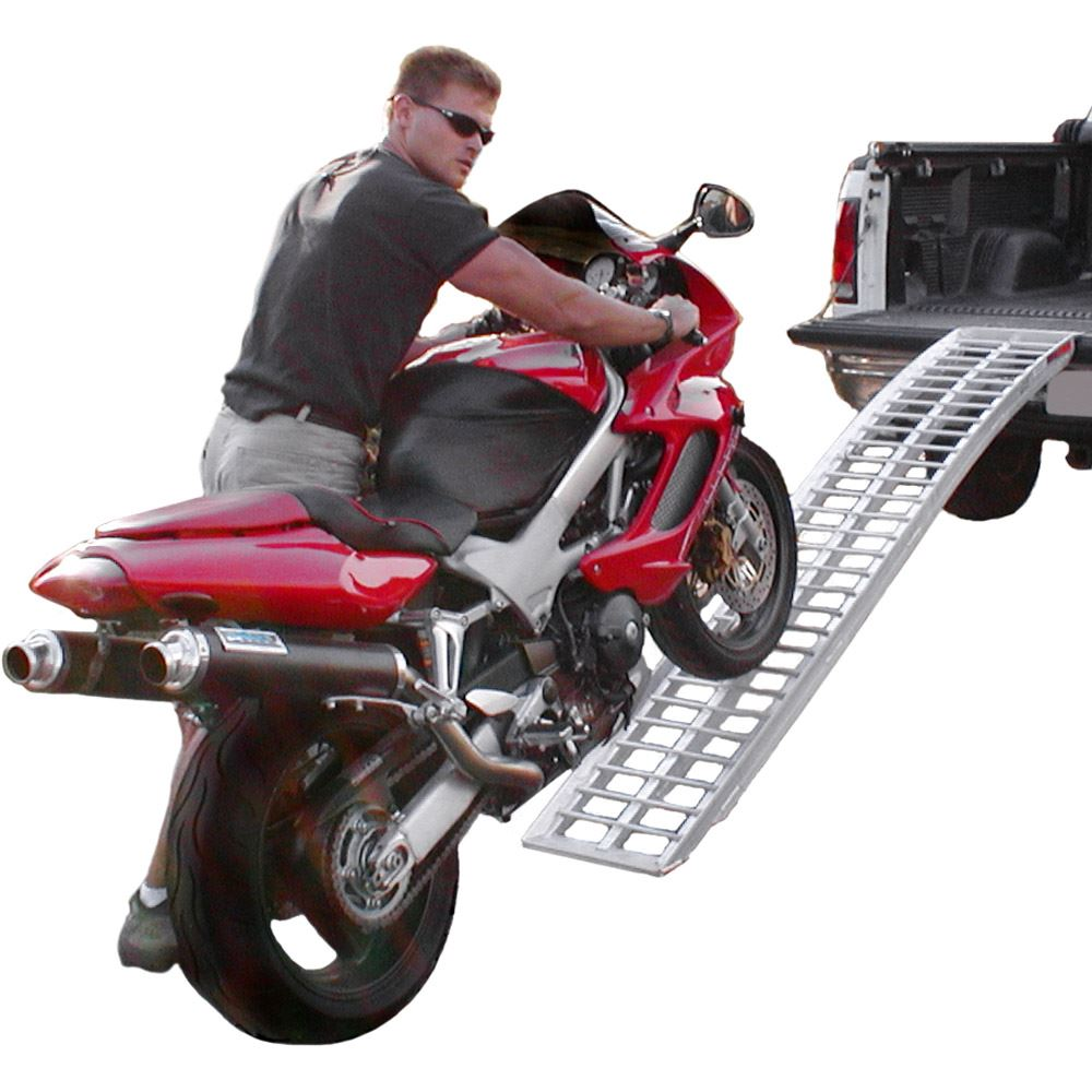 Motocross Dirt Bike Loading Ramp Single Arched Runner