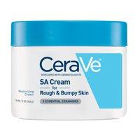 CeraVe Renewing SA Body Cream for Rough and Bumpy Skin, 12 oz.