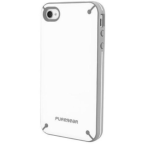 PureGear Slim Shell Case for iPhone 4/4S