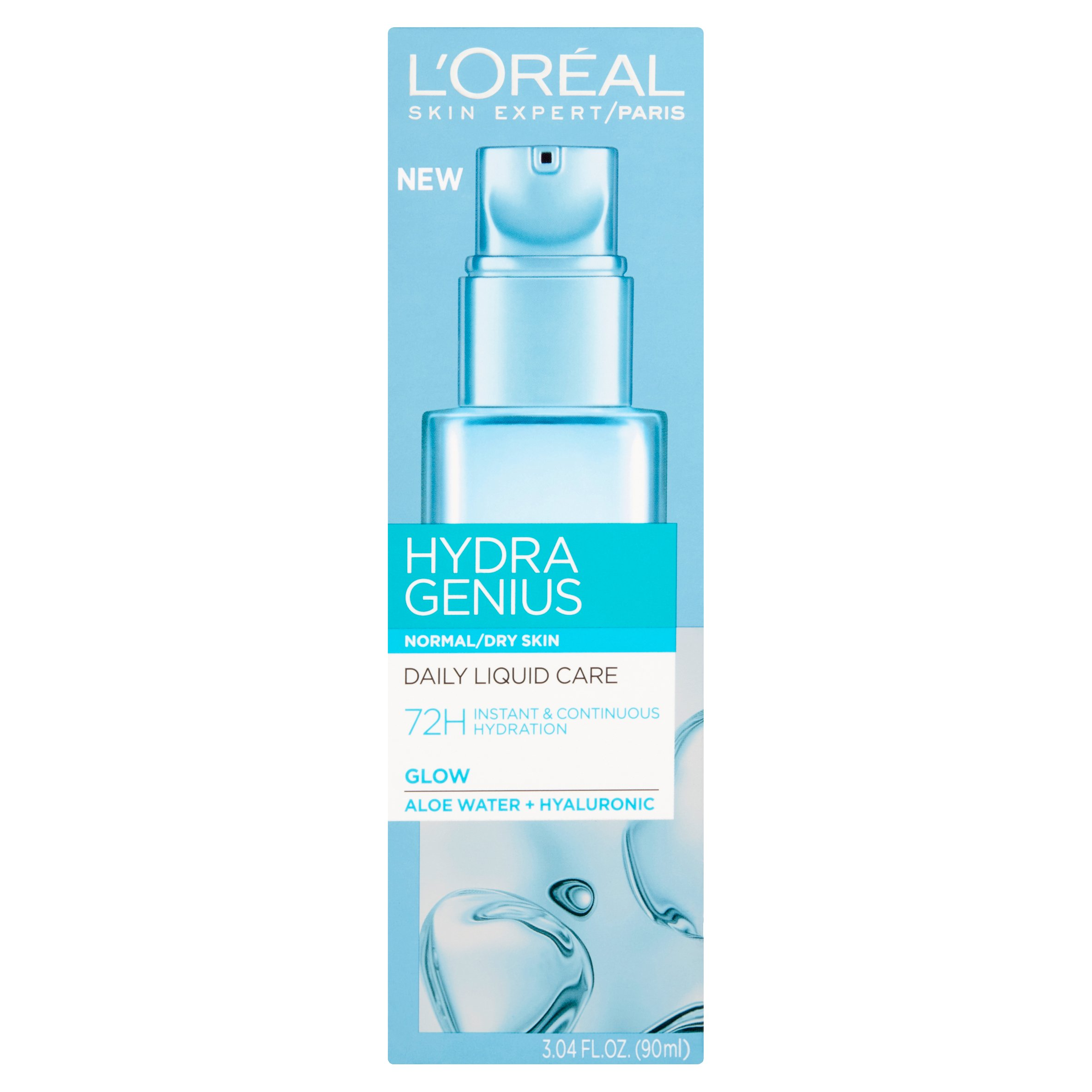 L'Oreal Paris Hydra Genius Daily Liquid Care For Normal to Dry Skin