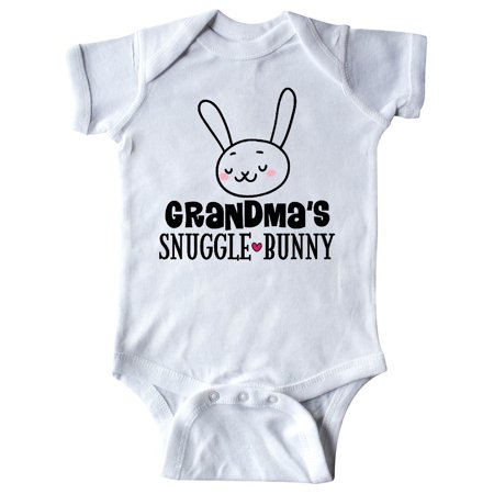 Grandma Snuggle Bunny Easter Outfit Infant Creeper