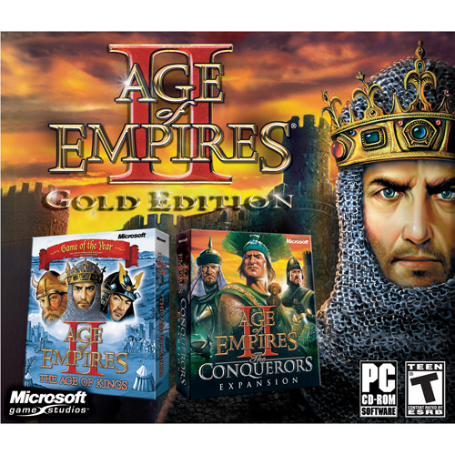 Age of Empires II [JC] (PC)