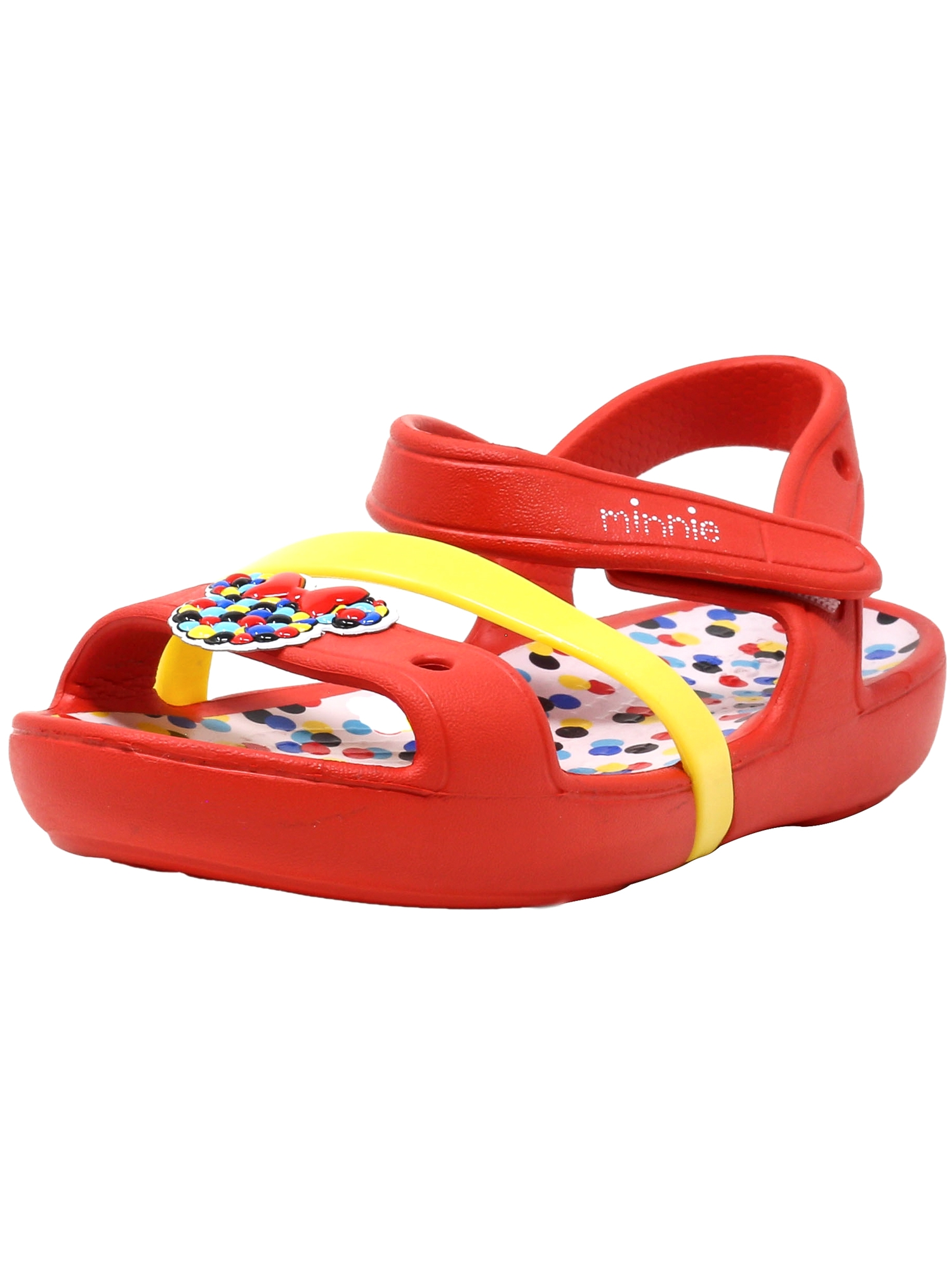 Crocs Lina Minnie Sandal Dots - 11M