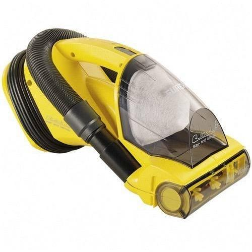 "Electrolux Eureka 71A Bagless Hand Vacuum Cleaner - 660 W Motor - Bagless - Brush, Hose - 15"" Cleaning Width - 20 ft Cab"