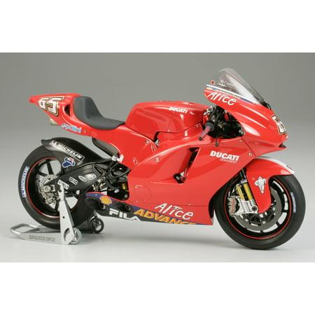 Tamiya 14101 1/12 Ducati Desmosedici Racing Motorcycle
