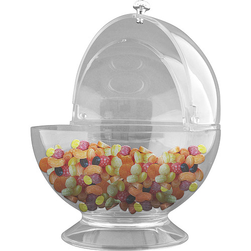 Chef Buddy Sweets and Treats Bowl with Lid
