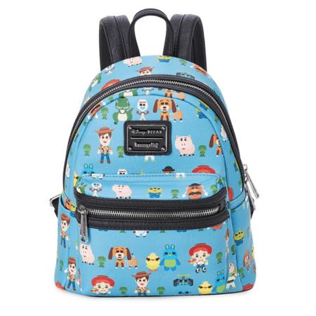 3b85cdf022b4 Toy Story 4 Loungefly Mini Backpack Chibi New w/ tags WDBK0679