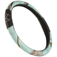 Realtree Steering Wheel Cover, Cool Mint