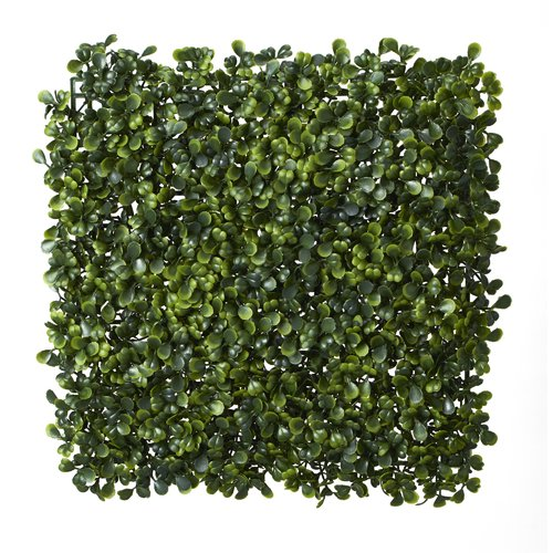 Charlton Home Artificial Boxwood Grass (Set of 24)