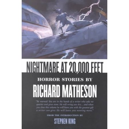 Nightmare at 20,000 Feet: Horror Stories by
