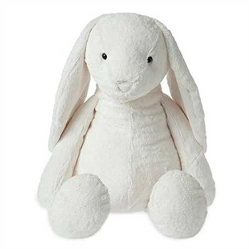 """Manhattan Toy Lovelies Riley Rabbit 22"""" Jumbo Plush Toy"""