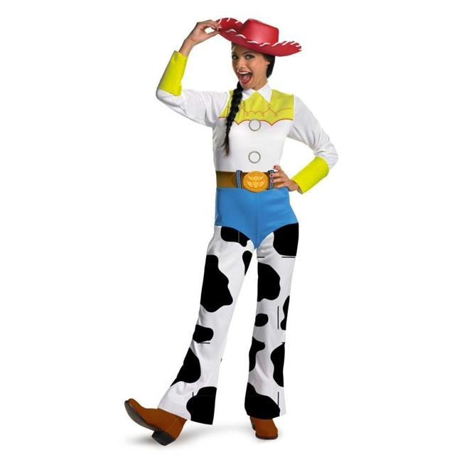 Costumes For All Occasions Dg11374B Toy Story Jessie Adult Med Cls