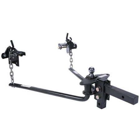 Husky 31422 Round Bar Weight Distribution Hitch with Bolt-Together - Husky Weight Distribution Hitch